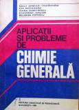 APLICATII SI PROBLEME DE CHIMIE GENERALA - Nelly Demian, Alta editura