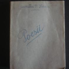 DUMITRU G. NANU - POESII {1934} - Carte veche