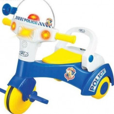 Tricicleta copii Rco POLICE