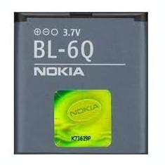 Acumulator baterie swap BL 6Q Li-Ion 960 mA Nokia 6700 Clasic Originala