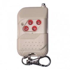 Telecomanda alarma casa cu 4 butoane, Frecventa  315MHz/433MHz