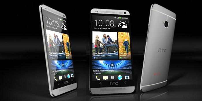 VAND HTC ONE foto mare