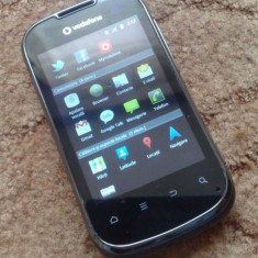 Vodafone Smart Mini v860 - Telefon mobil Vodafone, Negru, 1GB, Single SIM, Single core
