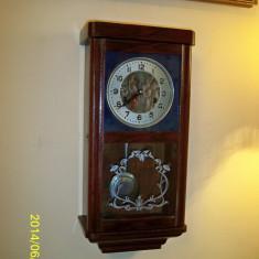 Ceas pendula mecanic Germania anii 60-70