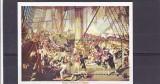 Transporturi ,pictura ,batalii navale ,Nevis., America Centrala si de Sud