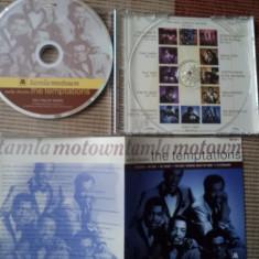 Temptations Tamla Motown Early Classics muzica Rhythm Blues Soul Funk cd disc