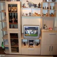 Mobilă sufragerie - Set mobila living