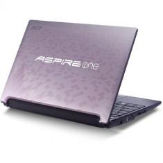 Mini Laptop Acer Aspire One LED Win7 ULTIMATE Intel dualcore 2x1.6Ghz 2Gb RAM WebCam megapixel stare foarte buna ultrarapid Acer One
