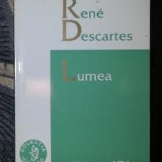 Rene Descartes LUMEA Ed. IRI 2003 - Filosofie