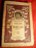 G.Cosbuc - Balade si Idile (1883-1890) -interbelica ,Ed.Cartea Romaneasca
