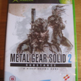 JOC XBOX clasic METAL GEAR SOLID 2 SUBSTANCE ORIGINAL PAL / STOC REAL / by DARK WADDER - Jocuri Xbox Altele, Actiune, 16+, Single player