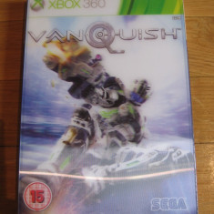JOC XBOX 360 VANQUISH ORIGINAL PAL / STOC REAL / by DARK WADDER - Jocuri Xbox 360, Actiune, 16+, Single player