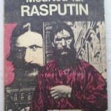 PRINTUL FELIX IUSUPOV - MOARTEA LUI RASPUTIN - Roman, Anul publicarii: 1991