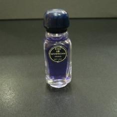 EAU de GIVENCHY / MINIATURA /PARFUMURI VINTAGE - Parfum femeie Givenchy, Apa de parfum, 10 ml
