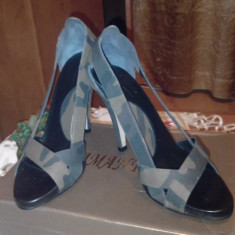 Pantofiori ... - Pantof dama Dkny, Culoare: Din imagine, Marime: 36.5, Din imagine