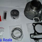 Set motor ( cilindru ) scuter 4T / 4 T Timpi / 4Timpi ( 125cc)
