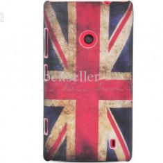 Husa rigida Nokia Lumia 520 + folie protectie ecran + expediere gratuita Posta - sell by Phonica