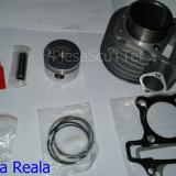Set motor ( cilindru ) scuter 4T / 4 T Timpi / 4Timpi ( 150cc)
