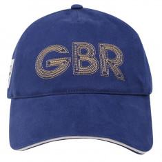 Sapca Barbati Adidas OLYMPICS Great Britain 100% originala, noua, BUMBAC, in tipla, Marime: Marime universala, Culoare: Bleumarin