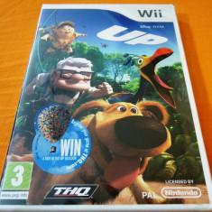 Disney Pixar Up, Wii, original si sigilat, alte sute de jocuri! - Jocuri WII Thq, Actiune, 3+, Single player