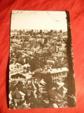 Ilustrata Slatina - Vedere Generala , anii '60