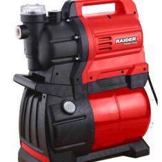 070125-Hidrofor electronic / pompa de apa Raider Power Tools