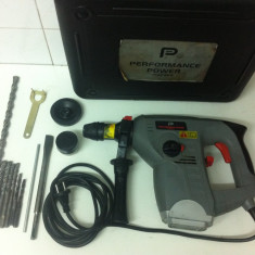Ciocan Rotopercurator,, PERFORMANCE POWER PP900MPB '' - Rotopercutor, SDS Plus, 5.1-10