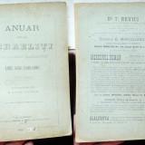 Schwarzfeld, Anuar pentru israeliti, anul 5656 ( 1895 - 1896 ), 1895 - Carte Editie princeps