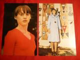2 Ilustrate - Nadia Comaneci -Tripla Campioana Olimpica
