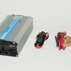 Invertor auto 800W - USB - GARANTIE 12 LUNI