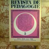 Revista de pedagogie 5 - Roman