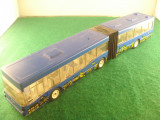 Siku 3296 MERCEDES BENZ 0 405 GN GELENKBUS Made in W.Germany scara 1:55