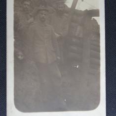 CP - Poza - Militari / Razboi - Soldati - Fotografie veche