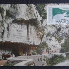 CP - Turnul Severin - Dubova - Orsova - Dunarea la Cazane