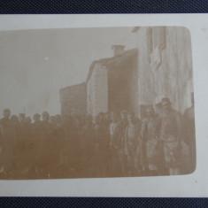 CP - Poza - Militari / Razboi - Soldat - Fotografie veche