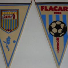 Fanion fotbal FLACARA MORENI