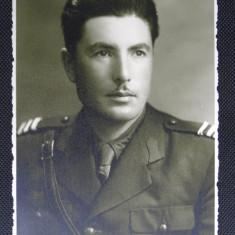 CP - Poza - Militari / Razboi - Soldat - Foto Studio Turda - Fotografie veche