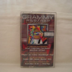 Vand caseta audio Grammy R&B&Rap-Nominees 2001, originala, raritate! - Muzica Pop emi records, Casete audio