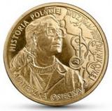 Polonia 2 zloty 2013 UNC Osiecka