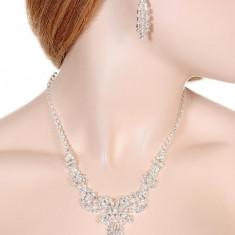 Colier si Cercei Eleganti - Colier fashion