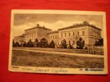 Ilustrata Nasaud - Liceul G.Cosbuc ,ed.1941-1944 ,circ.cu uzuale Mihai