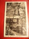 Ilustrata - Casa japoneza in munte Japonia cca.1900 ,stamp. speciala, Necirculata