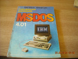 CALCULATOARE PERSONALE MS-DOS 4.01-Vlad Tepelea,Cristian Lupu,E. Georgescu,D. Istratescu, Teora