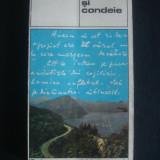 MIHAI FLOREA - DRUMURI SI CONDEIE {1974} - Carte de calatorie