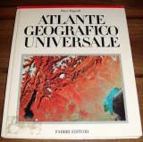 ATLANTE GEOGRAFICO UNIVERSALE - Piero Dagradi ( atlas geografic in limba italiana ), Alta editura