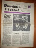 ziarul saptamana 28 septembrie 1984