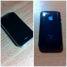 Vand iPhone 3Gs Apple 16GB Black Impecabil, Negru