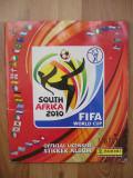 MRHAB WC - ALBUM STICKERE - CAMPIONATUL MONDIAL - AFRICA DE SUD - EDITIA 2010