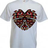 Tricouri personalizate - Tricou barbati, Culoare: Alb