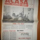 """Ziarul """"acasa"""" 2 aprilie 1990"""